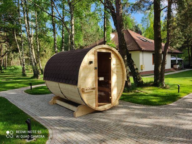 Transport gratis Sauna ogrodowa beczka fińska balia w pełni wyposazona
