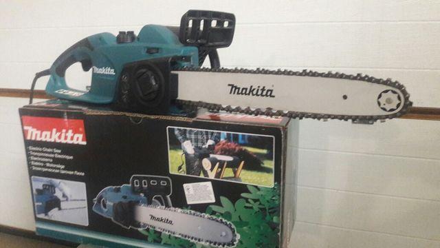 Електропилка ланцюгова Makita UC 4041 A.
