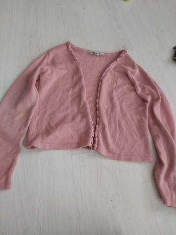 Sweterek-narzutka 134/140