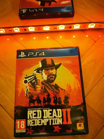 Ps5 Ps4 RED DEAD redemption 2 Rockstar