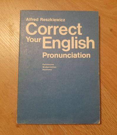 Książka do nauki języka angielskiego.