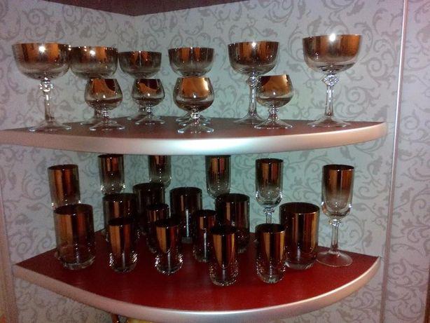 Набір бокалів, фужерів
