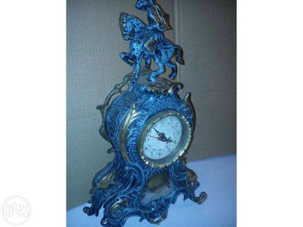 Relógio Vintage Metal