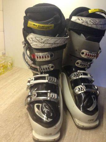 damskie buty narciarskie