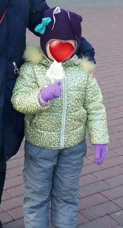 Комбинезон зима, куртка+ штани