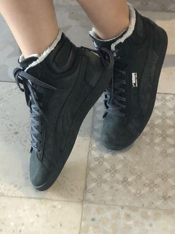 Sportowe buty firmy puma