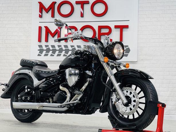 мотоцикл Suzuki Intruder 2010г (Boulevard) только из Японии+кредит