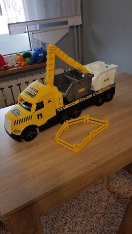 Magic truck laweta z kontenerami