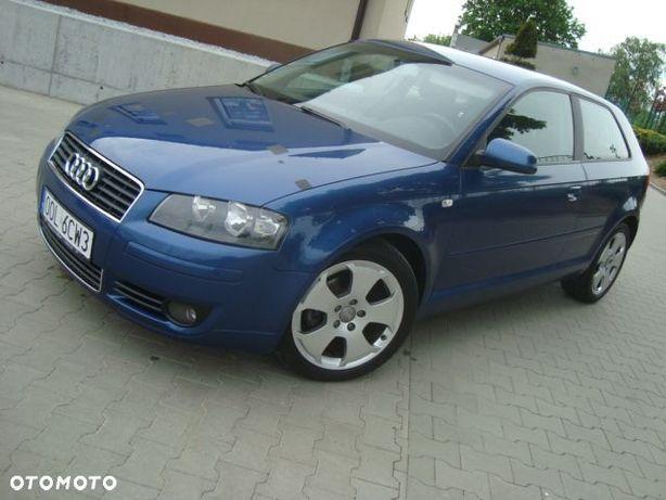 Audi A3 Zadbana A3!orygin serwis*BOSE*klimatronik*alufelgi+zima*grzan fotele!