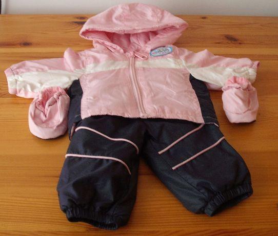 Baby Annabell kombinezon lalka Annabell lub Chou Chou 43 cm i czapki