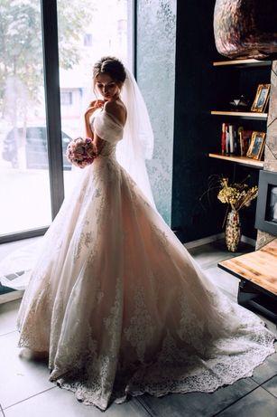 Свадебное платье LUSSANO BRIDAL/ mavine