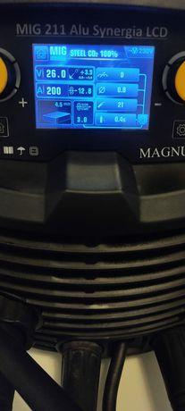 Spawarka migomat Magnum MIG Alu 211 Synergia