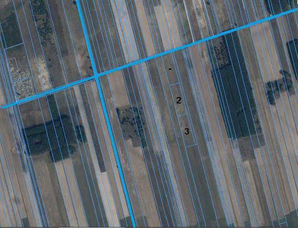 Okazja Działki budowlane po 3000m2 (30m /100m) z warunkami zabudowy