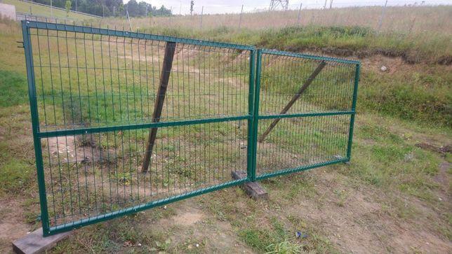 Brama Otwierana wjazdowa 4x1,5