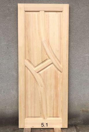 Двері дерев'яні міжкімнатні, двери межкомнатные, двері міжкімнатні