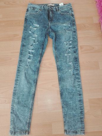 Spodnie Damskie 38! Cropp