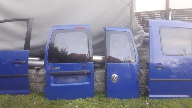 Drzwi tylne caddy LA5C lewe prawe