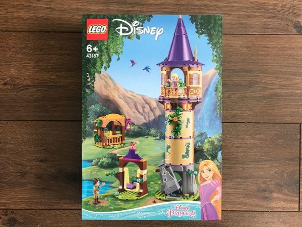 LEGO Disney Princess 43187 Wieża Roszpunki - NOWE