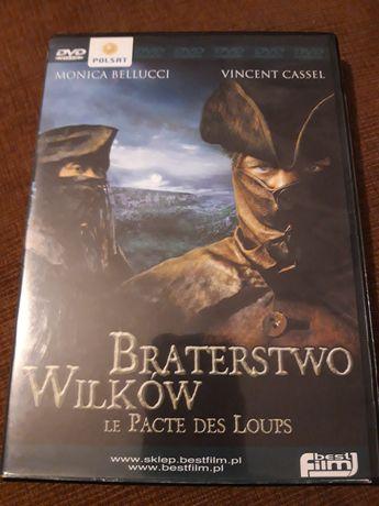 DVD Braterstwo Wilków