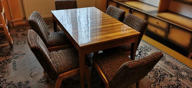 Stół do jadalni i 6 krzeseł
