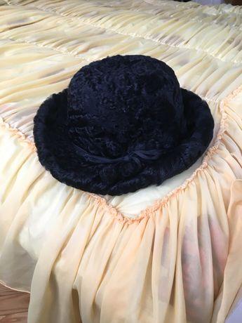 Oryginalny kapelusz (karakuły)