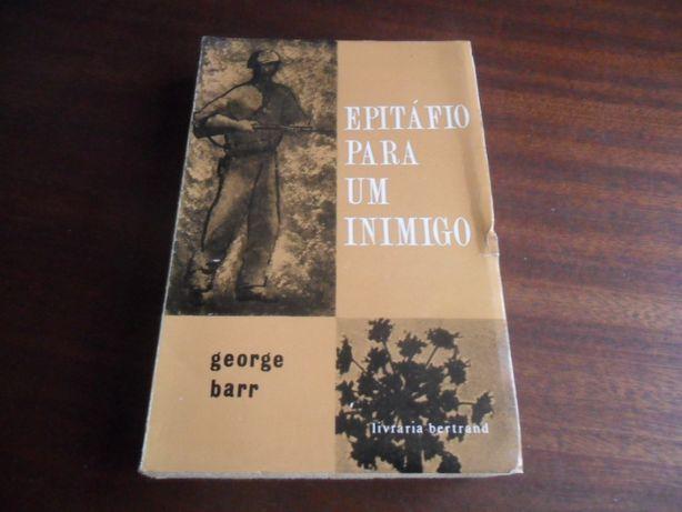"""""""Epitáfio para um Inimigo"""" de George Barr"""