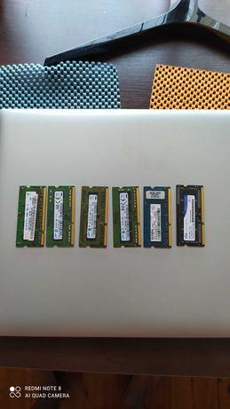 Оперативна пам'ять 4Gb , DDR 3,на ноутбук ,ноутбучна пам'ять ddr3 бу.
