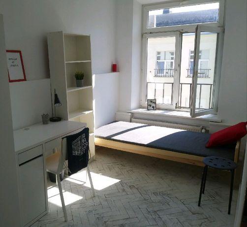POKÓJ wynajem, centrum Łodzi, media w cenie, ROOM for rent, Student