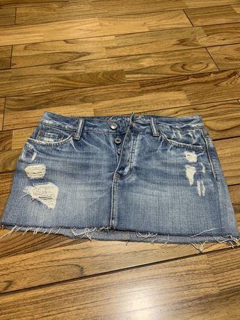 Spódniczka jeansowa American Eagle 34/36 USA