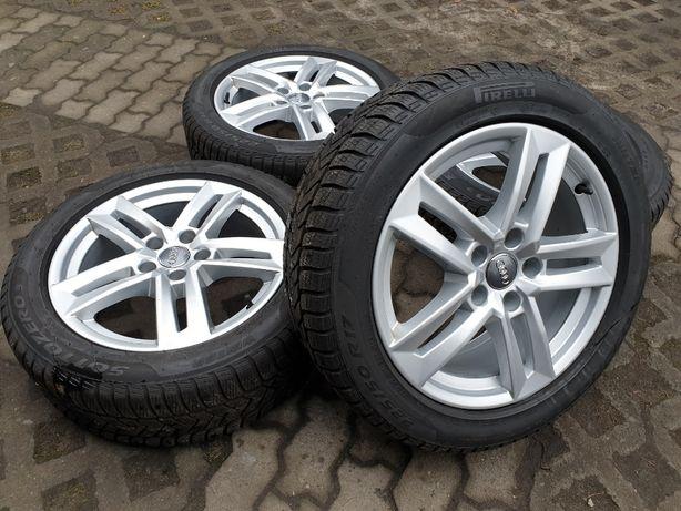 "Koła 17"" 5x112 Audi A4 B9 B8 B7 A5 A6 C6 A7 A8 A3 + opony zimowe 2019"
