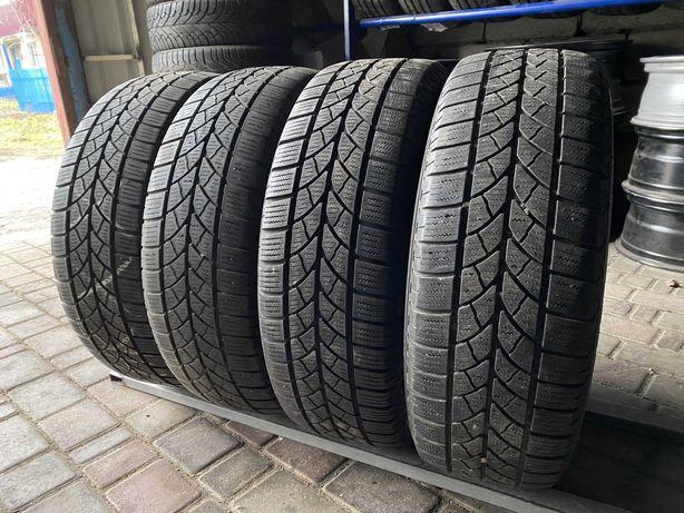 зима цешка 215\65\R16C 2018г 7,1мм Bridgestone 4шт шины шини С №2