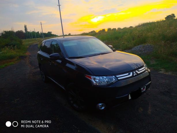 Mitsubishi Outlander Срочная Продажа!
