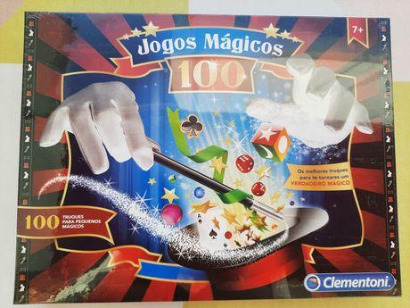 Jogos Mágicos 100