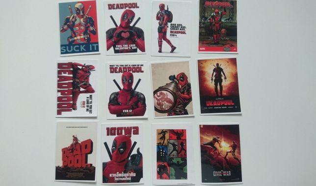 Naklejki Deadpool Avengers