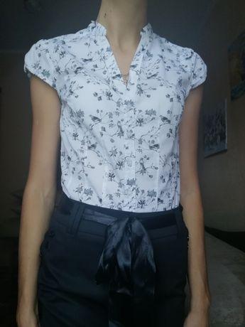 Блузка юбка школьная форма для девочки