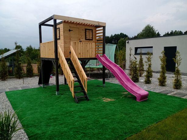 Domek dla dzieci NOWOCZESNY ( ZAPISY NA SEZON 2022 !!! )
