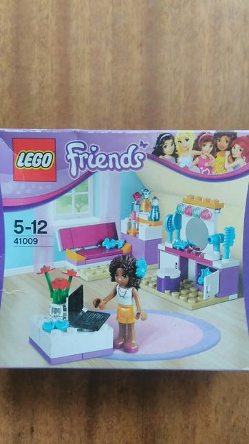 Конструктор Lego Friends комната Андреа оригинал Дания