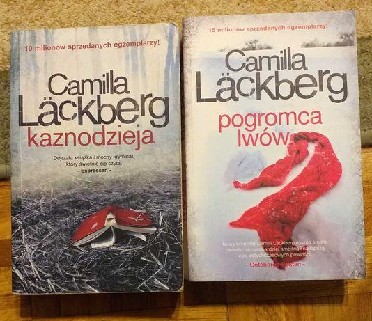 Camilla Läckberg- Kaznodzieja,  Pogromca  lwów