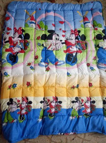 Продам детское одеялко.
