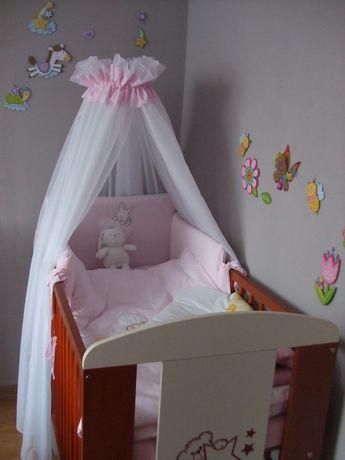 Łóżeczko dziecięce Klupś 120x60