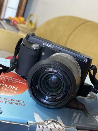 Máquina Fotografica Sony