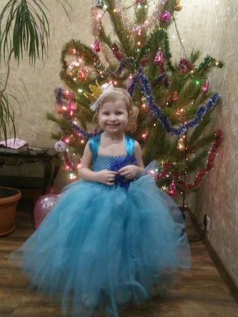 Платье 2,5-5 лет