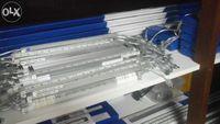 Barras led especificas para aquario 50cm