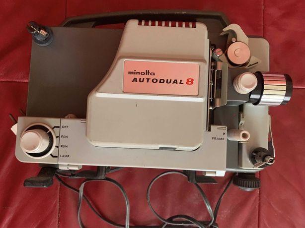 Projector super 8 minolta vintage video cinema