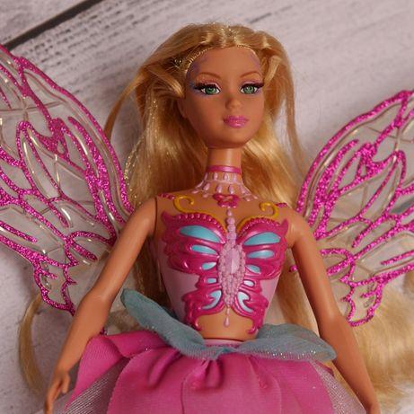 Lalka Barbie Fairytopia Magia Tęczy Elina