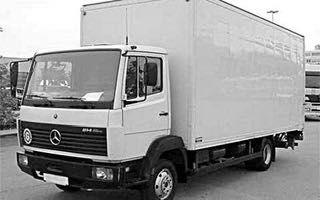 Грузовие перевозки до 5 тон