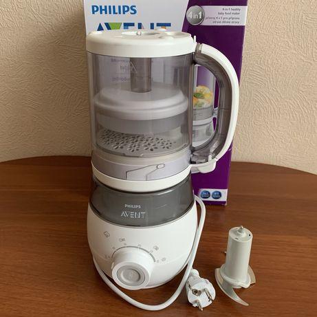 Пароварка-блендер 4 в 1 Philips Avent
