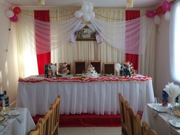 Банкетний зал *Manchela*490 грн місце весілля, дні народження...Вигода