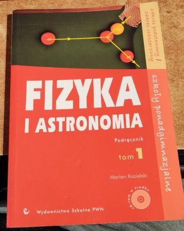 Fizyka i Astronomia podręcznik tom 1 Marian Kozielski PWN 2005