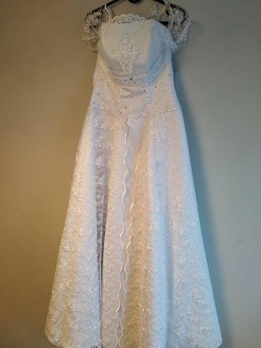 Elegancka sukienka ślubna Pruszków - image 1